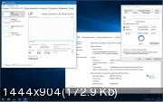 Microsoft Windows 10 Pro 1703 15063.11 rs2 x86-x64 RU-RU 2x1