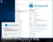 Windows 10 Version 1703 with Update [15063.14] (x86-x64) AIO [24in2] adguard (v17.04.04)