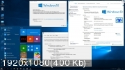 Microsoft Windows 10 Professional VL x86-x64 1703 RS2 RU by OVGorskiy® 04.2017 2DVD