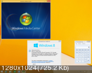 Windows 8.1 with Update [9600.18654] (x86-x64) AIO [32in2] adguard (v17.04.12) [Eng/Rus]