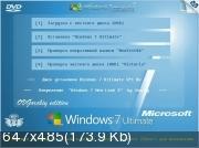 Windows 7 Ultimate Ru x86-x64 SP1 NL3 by OVGorskiy® 04.2017 2 DVD