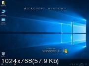 Windows 10 Enterprise (x86/x64) Elgujakviso Edition (v.01.05.17) [Ru]