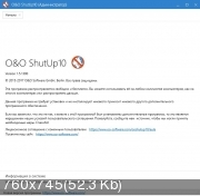 O&O ShutUp10 1.5.1390 Portable [Multi/Ru]