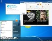 Windows 7 SP1 Обновленная [7601.23797] (x86-x64) AIO [26in2] adguard (v17.05.10)
