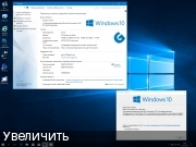 Windows 10 Pro-Home 1703 RS2 WBF by Golver (32-64bit) (Ru) [Май 2017]