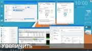 Скачать торрентом Windows 10 Enterprise 1703 RS2 x86/x64 by OVGorskiy 07.2017 2DVD