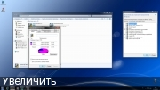 Windows 7 SP1 8 in 1 Blue by Putnik Updated(x86-х64)