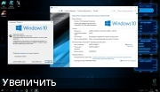 Windows 10x86x64 Pro 14393.1737 Русская (Uralsoft)