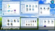Windows 10 Professional VL x86-x64 1709 RS3 RU by OVGorskiy 10.2017 2DVD v2