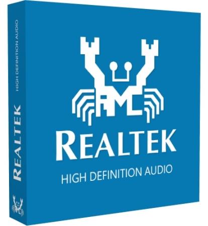 Звуковой драйвер - Realtek High Definition Audio Driver 6.0.8978.1 WHQL (Unofficial)